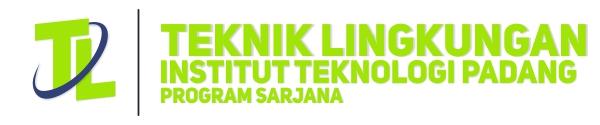 Prodi Teknik Lingkungan | Institut Teknologi Padang
