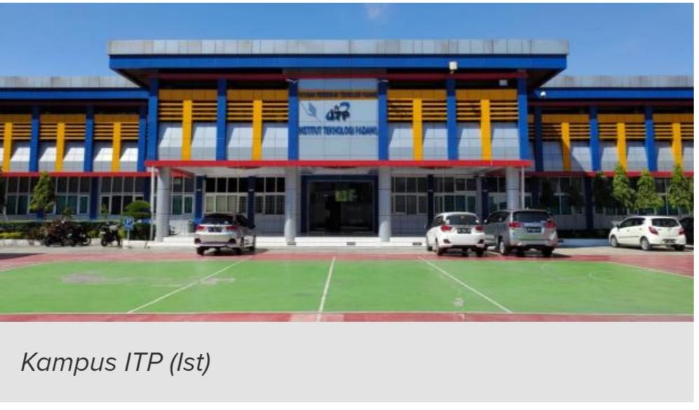 ITP Akan Gelar Wisuda Ke-72 Secara Daring, Live di Youtube Sabtu Besok!