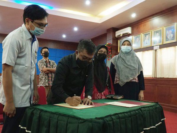 Kampus Merdeka, ITP Teken Kerjasama dengan POLITANI Payakumbuh