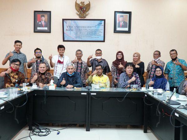 Tindak Lanjut Kerjasama, Politani Payakumbuh Kunjungi ITP Bahas Target Kolaborasi