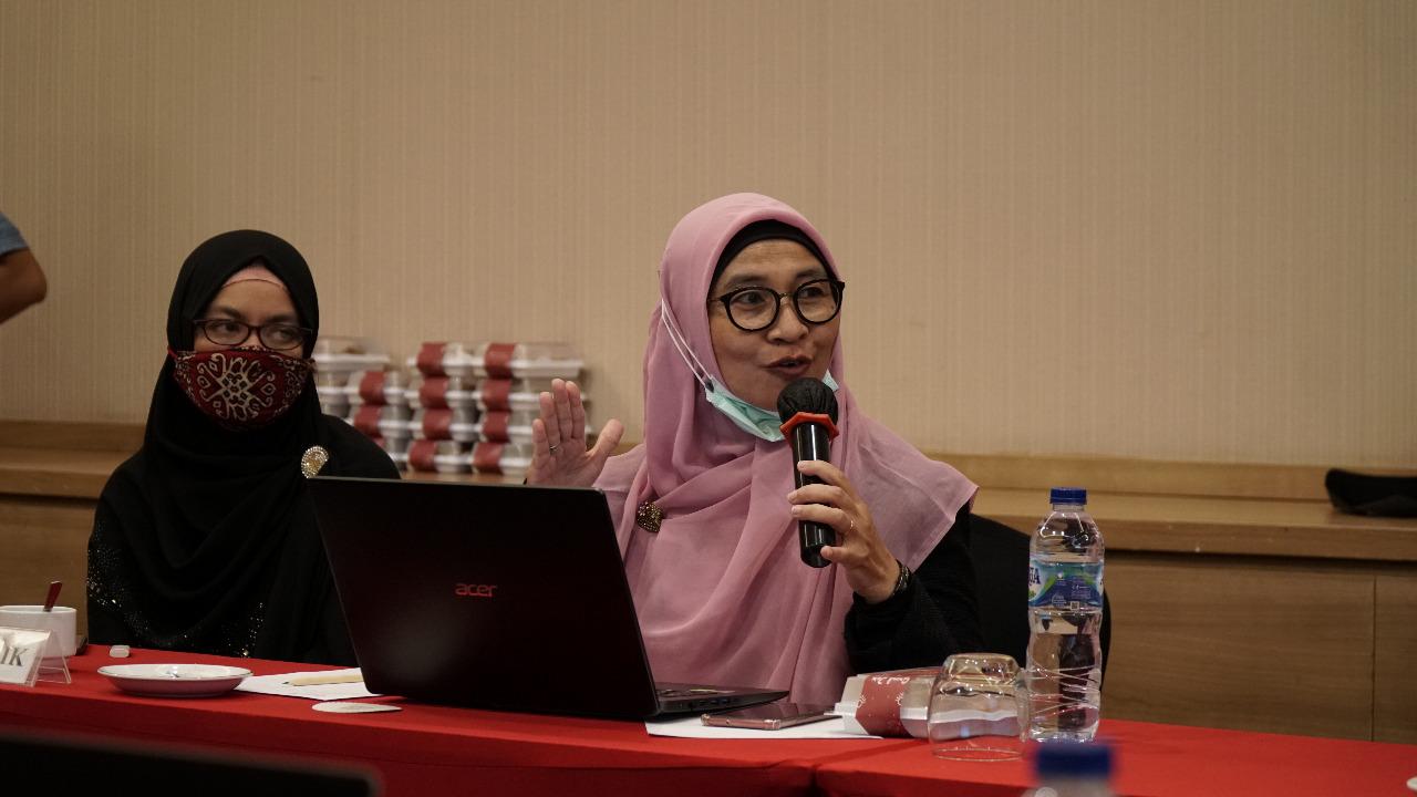 Presentasi di Hadapan Panelis KI, ITP Optimis Raih Peringkat Satu