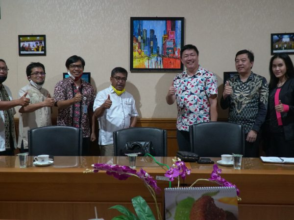 Jajaki Kerja Sama, LG Electronics Indonesia Kunjungi ITP