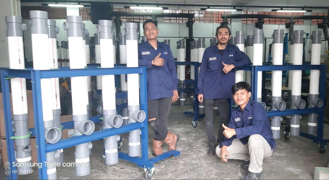 ITP Akan Kirim 5 Alat Pengolahan Air Bersih ke Pancung Soal Pekan Depan