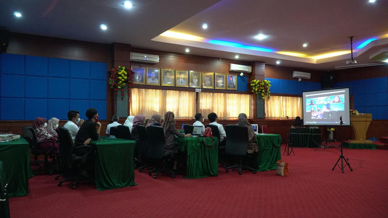 Visitasi Program Kompetisi Kampus Merdeka, ITP Hadirkan Mitra dari Dalam dan Luar Negeri